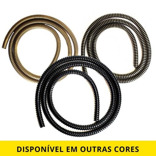 Corpo de Arguile Amazon Luxury Preto - Metal Preto